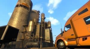 1 14 UPDATE NEWS AND ACROSS THE DESERT IN American Truck Simulator (3)
