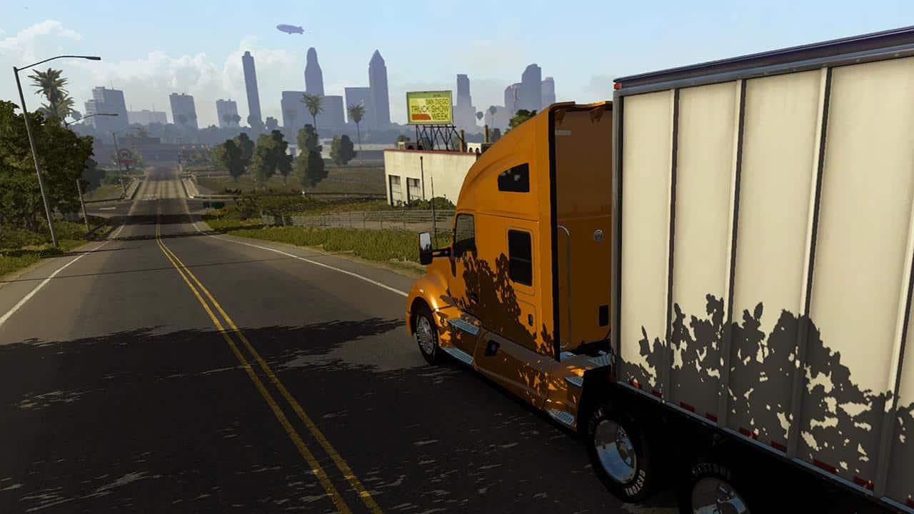 Inside SCS Software - American Truck Simulator game  Part 3