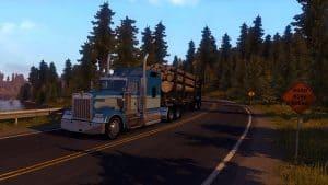 CELEBRATING HOLIDAYS IN American Truck Simulator (4)