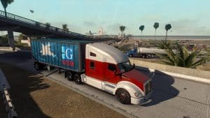 CELEBRATING HOLIDAYS IN American Truck Simulator (6)