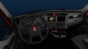 KENWORTH T680 TRUCK INTERIOR for ATS GAME (2)