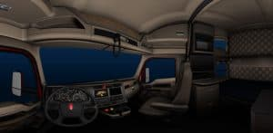KENWORTH T680 TRUCK INTERIOR for ATS GAME (4)