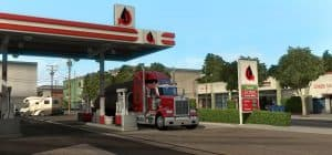 RIDING THE AMERICAN DREAM in ATS GAME (2)