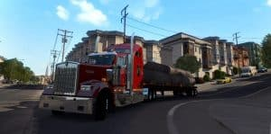 RIDING THE AMERICAN DREAM in ATS GAME (3)