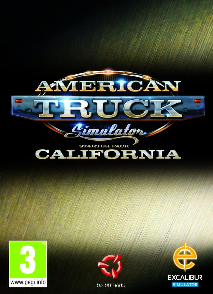 American Truck Simulator Cover