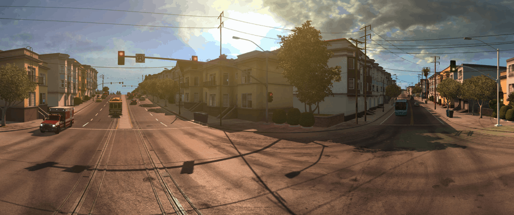 American Truck Simulator - the newest screenshots plus VIDEO!-1