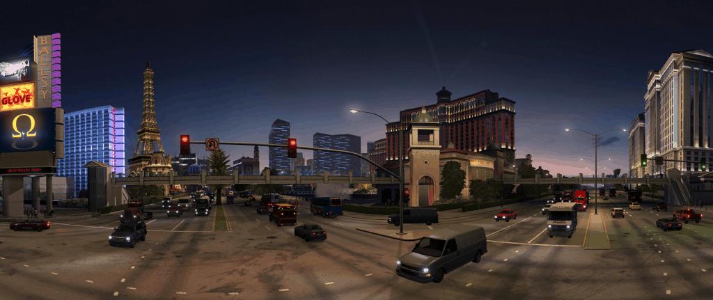 American Truck Simulator - the newest screenshots plus VIDEO!-2