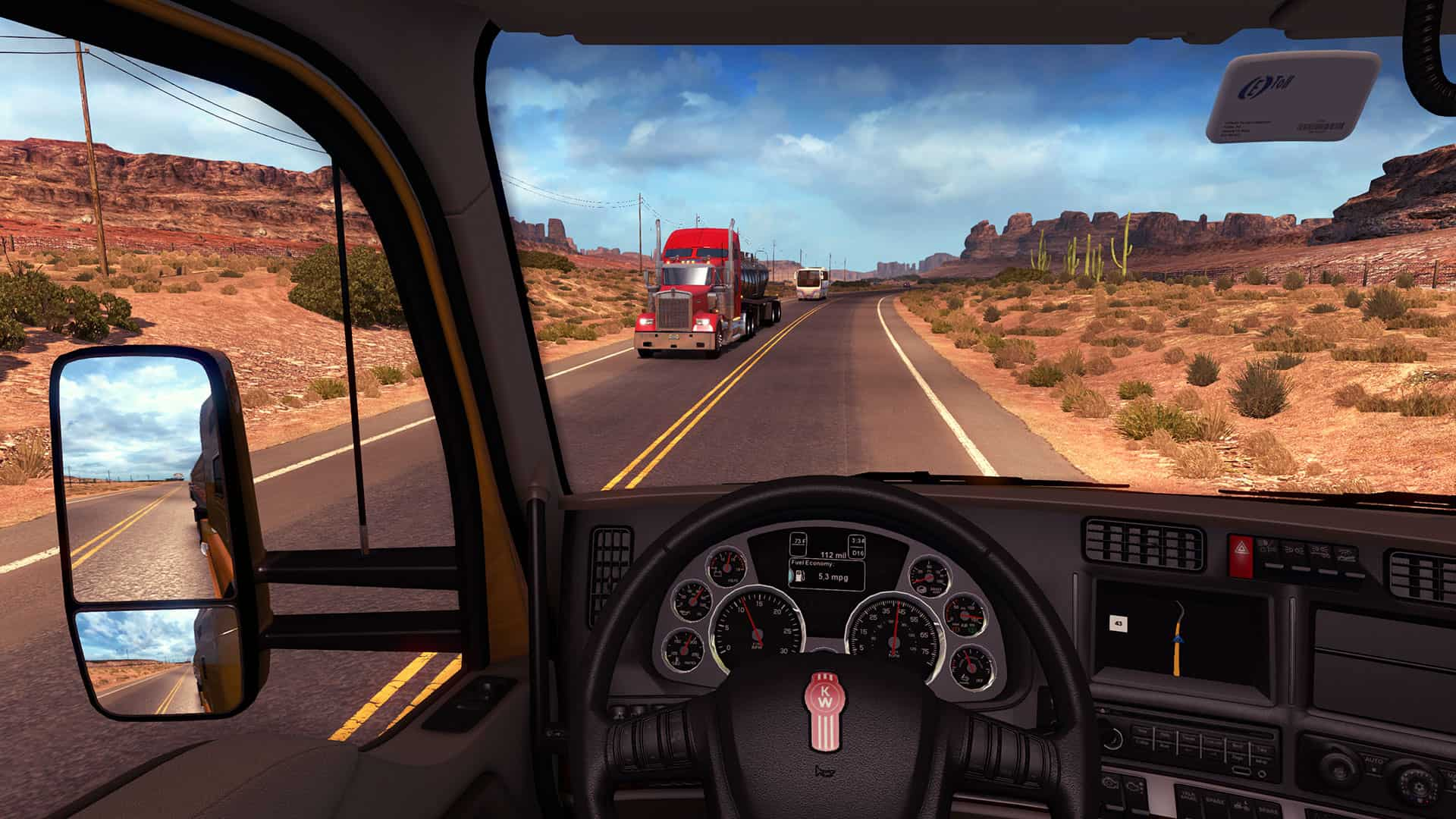 american truck simulator system requirements american. Black Bedroom Furniture Sets. Home Design Ideas