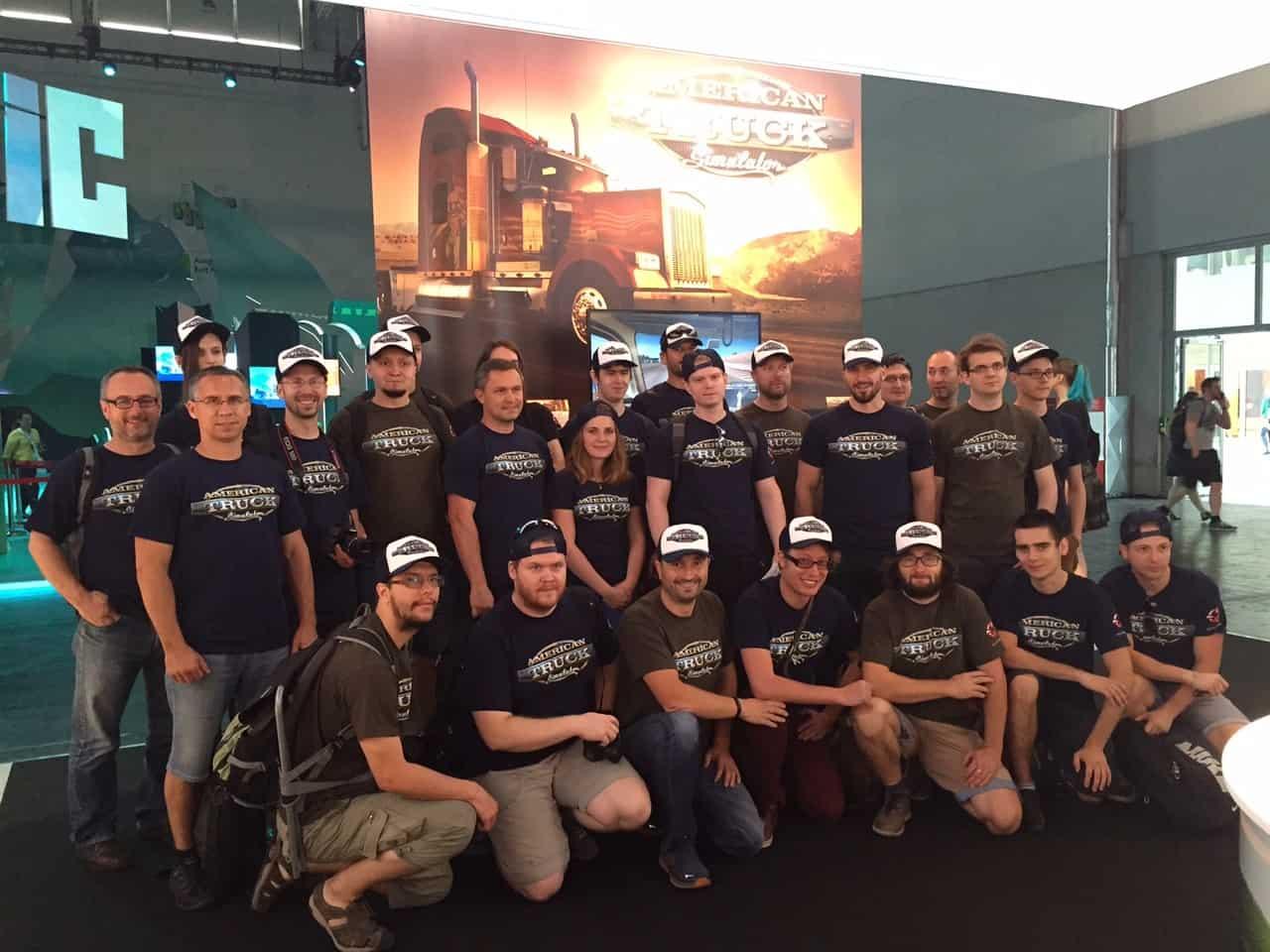 ATS was presented at Gamescom 2015 (VIDEO) - American Truck