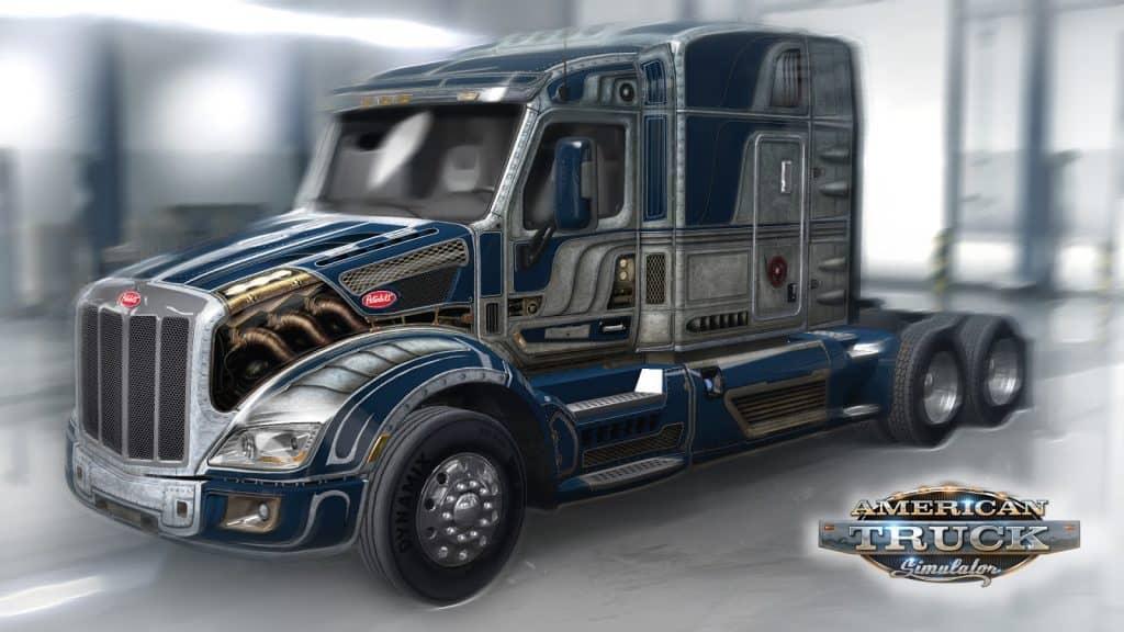 American Truck Simulator Bonus ATS mods (2)