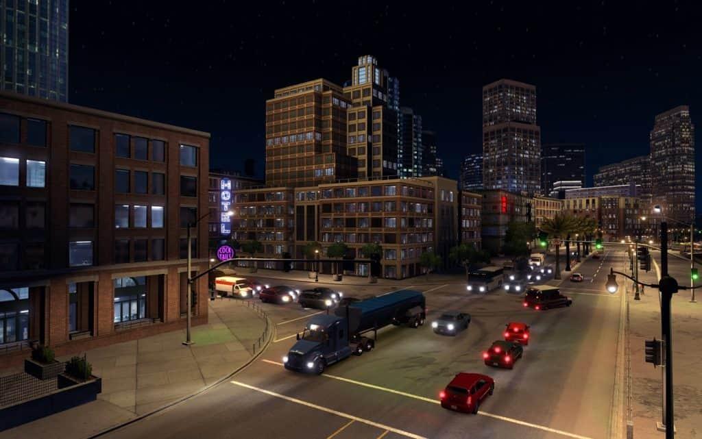 American Truck Simulator Map DLC Clarifications ATS mods (1)