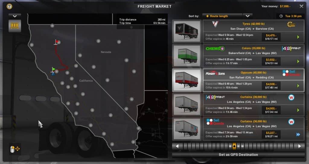 American Truck Simulator Map DLC Clarifications ATS mods (3)