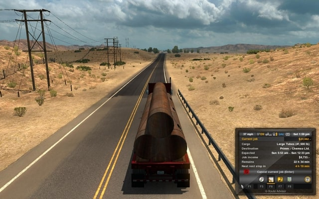 American Truck Simulator review - This is the best simulator ever (2)