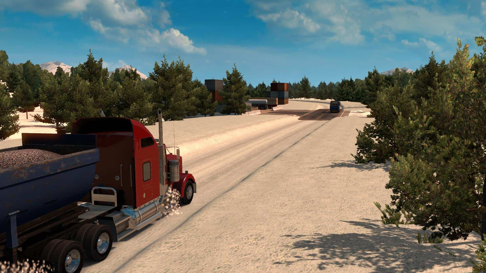 ATS USA OFFROAD MAP AND ALASKA MOD American Truck Simulator Mod - Alaska map usa