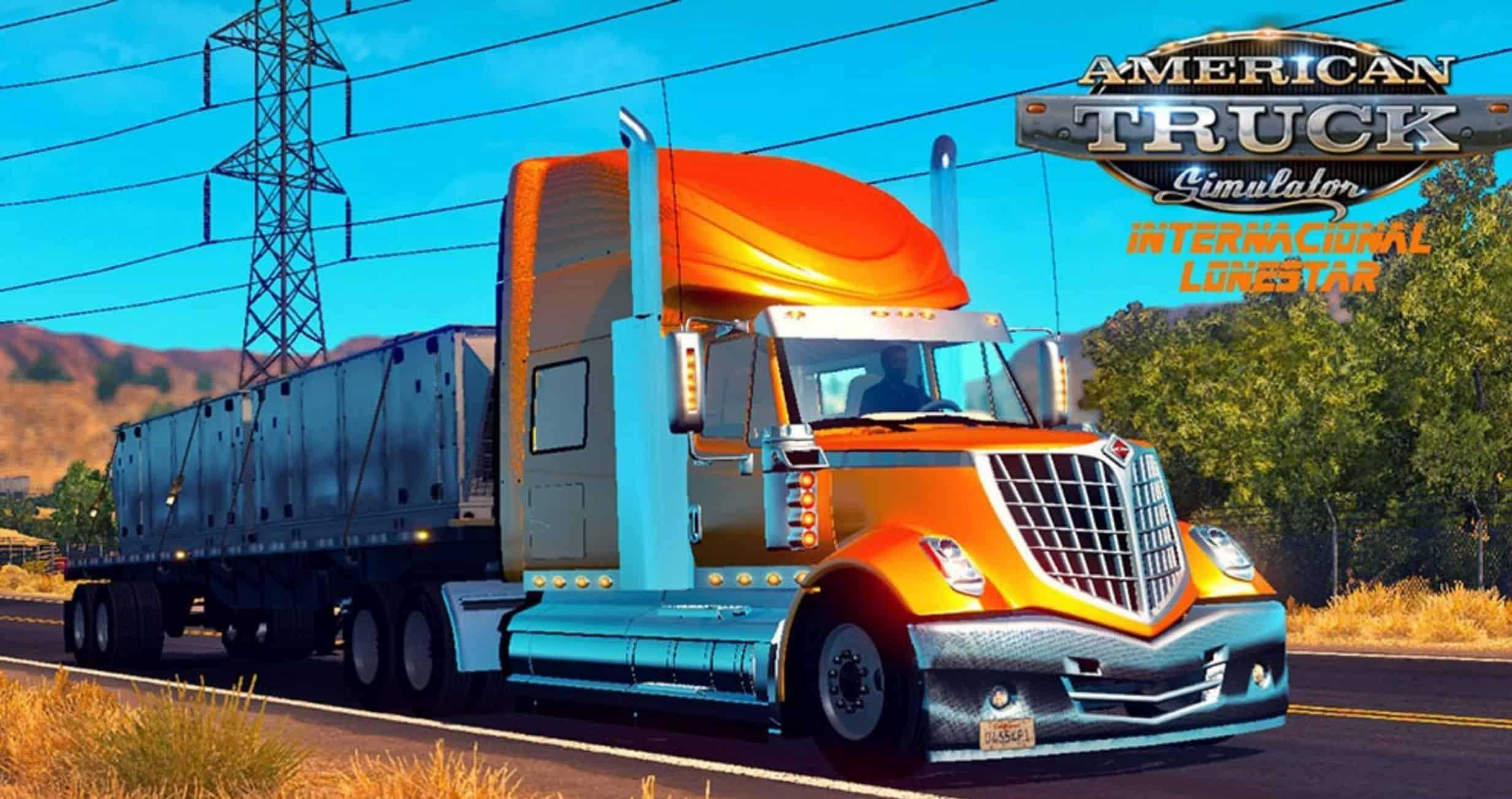 International Lonestar Truck