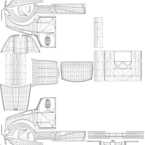 kenworth t680 templates for ats american truck simulator mod ats mod