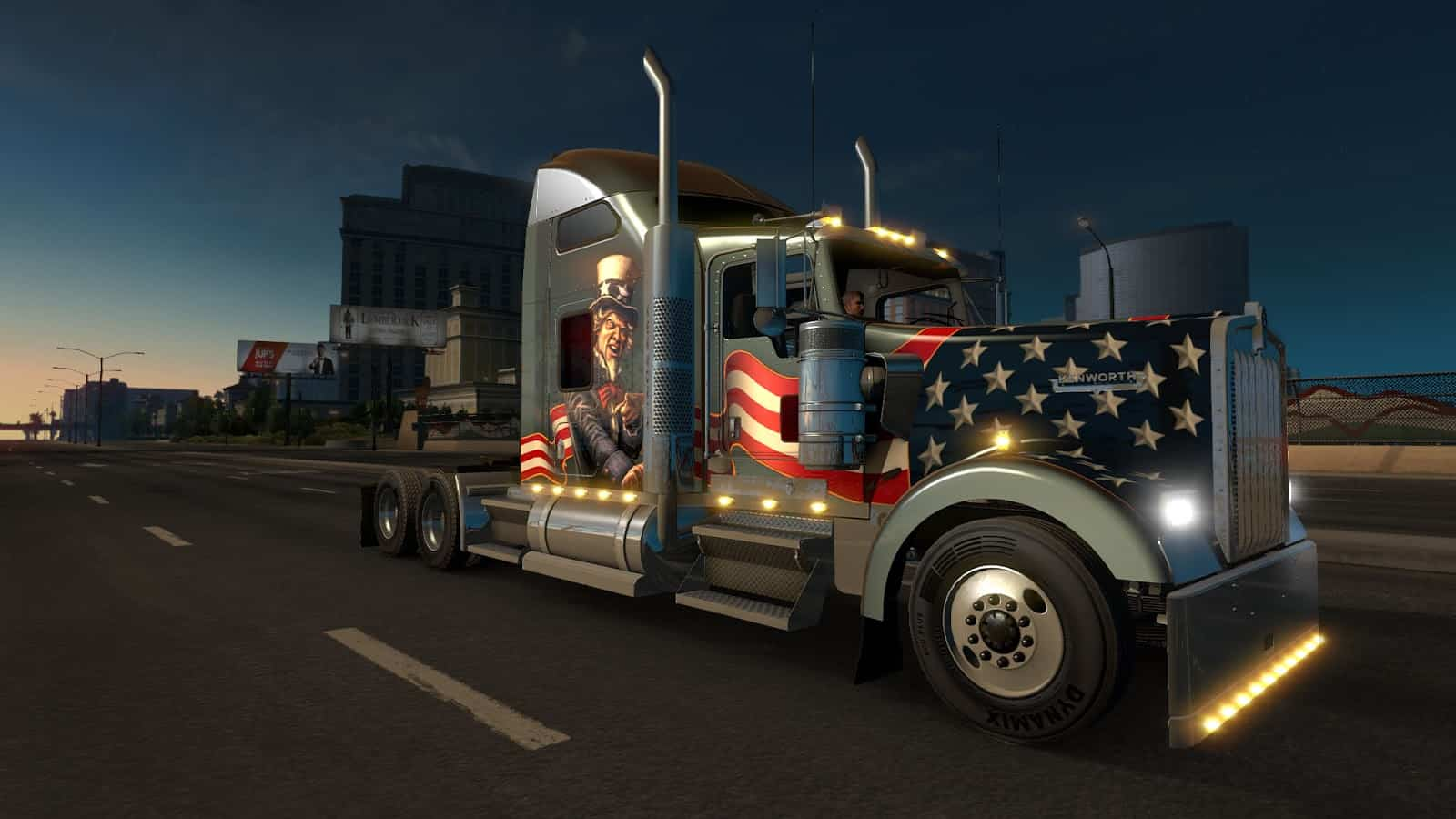 Long Haul Trucking >> Kenworth W900 is almost here - American Truck Simulator mod | ATS mod
