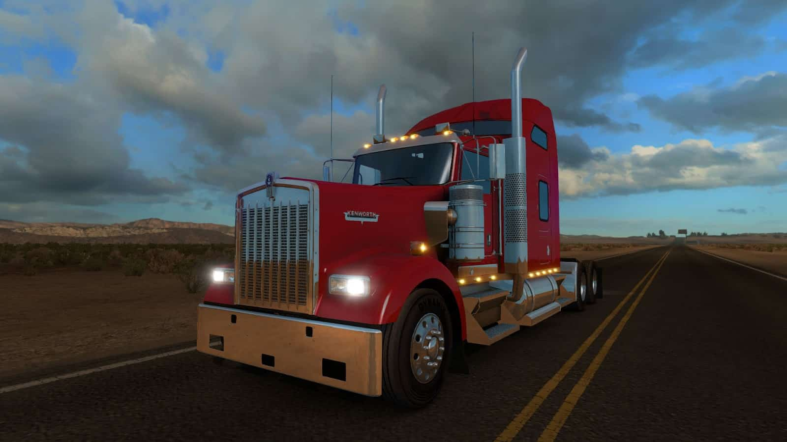 kenworth w900 is almost here american truck simulator mod ats mod. Black Bedroom Furniture Sets. Home Design Ideas