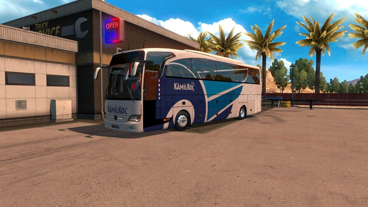 Mercedes benz travego shd 15 v1 0 bus american truck for Mercedes benz mods