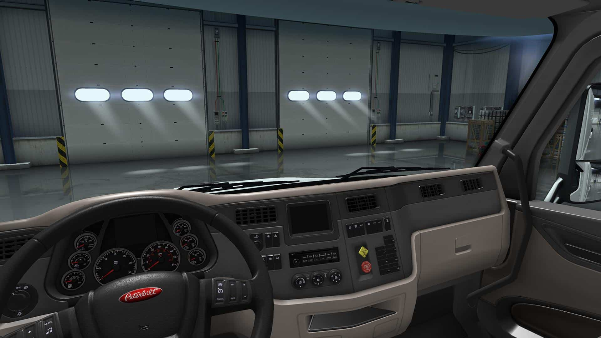 Peterbilt 579 Interior Exterior Rework V1 0 Mod American
