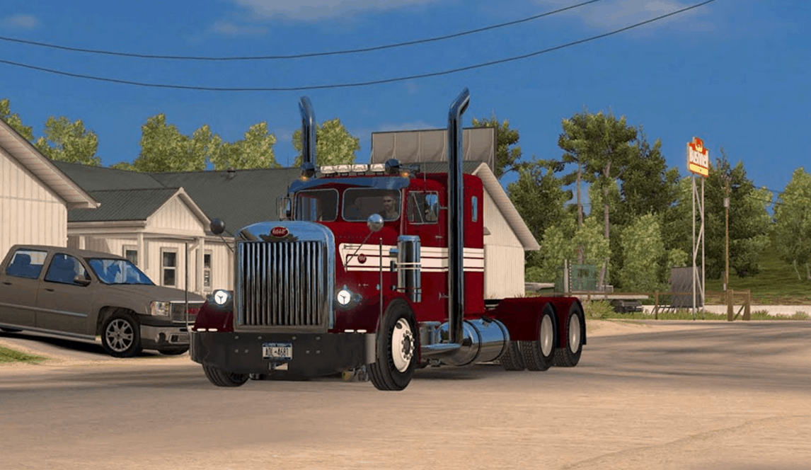 Peterbilt Show Truck For Sale Autos Post