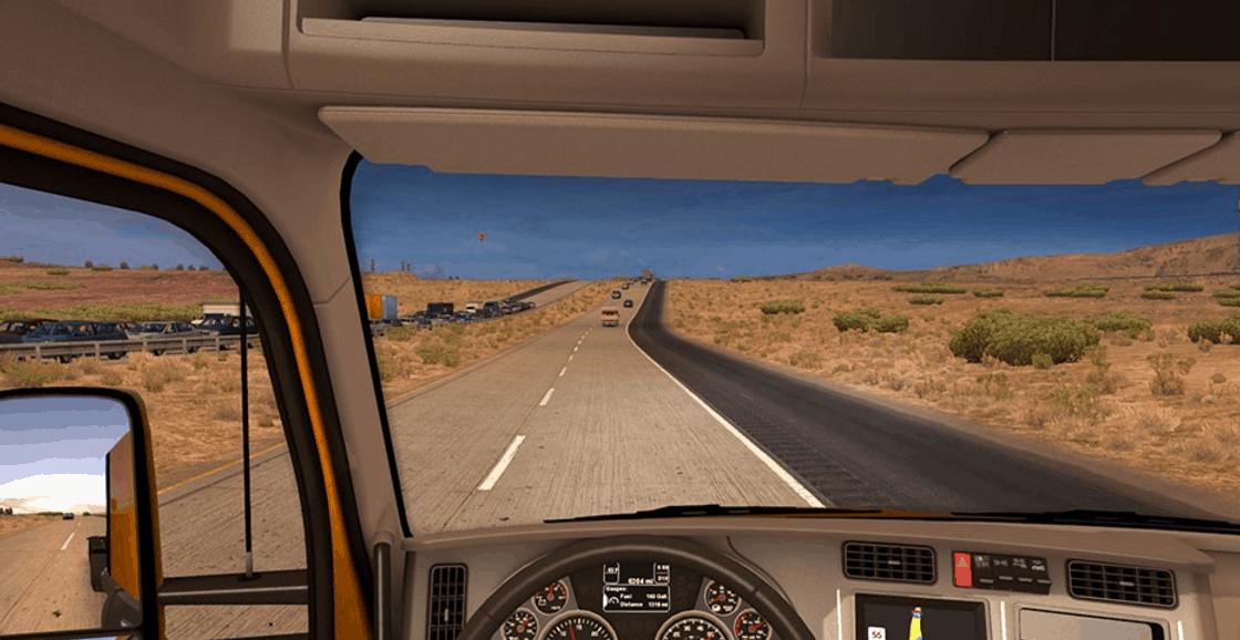 Realistic AI Traffic ATS Mod - American Truck Simulator mod