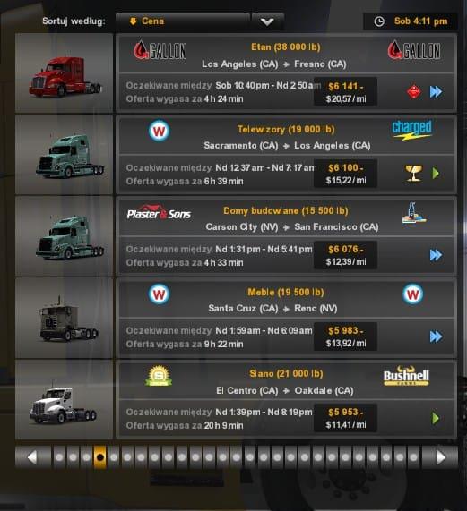 truck pack v1.5 mod - american truck simulator mod   ats mod