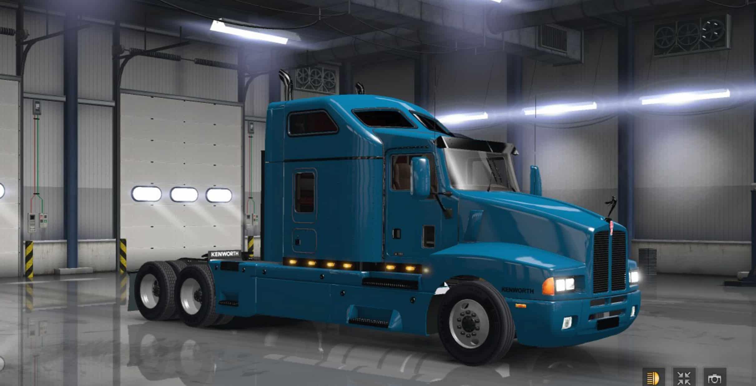 Trucks Pack V1 1 For Ats