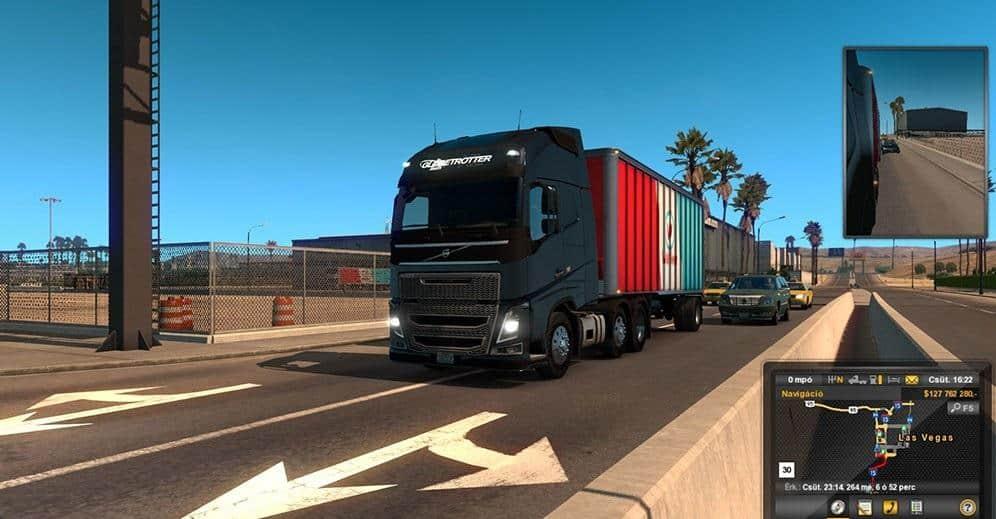 Volvo Fh16 2012 Truck American Truck Simulator Mods