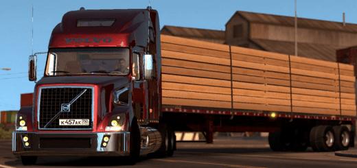 Kenworth T800 Colombia Truck American Truck Simulator