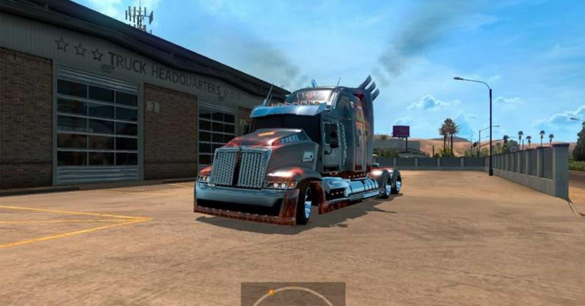 Western Star 5700 v 1 Truck - American Truck Simulator mod ...
