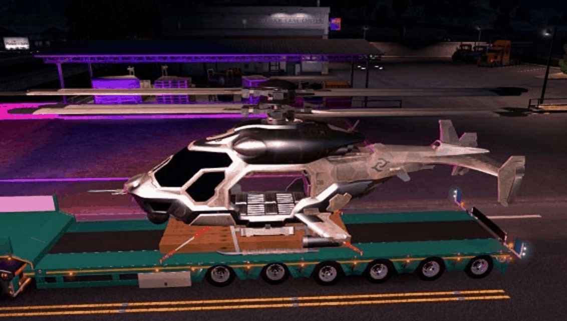 ah 50 cell helicopter mod - Helicopter Mod
