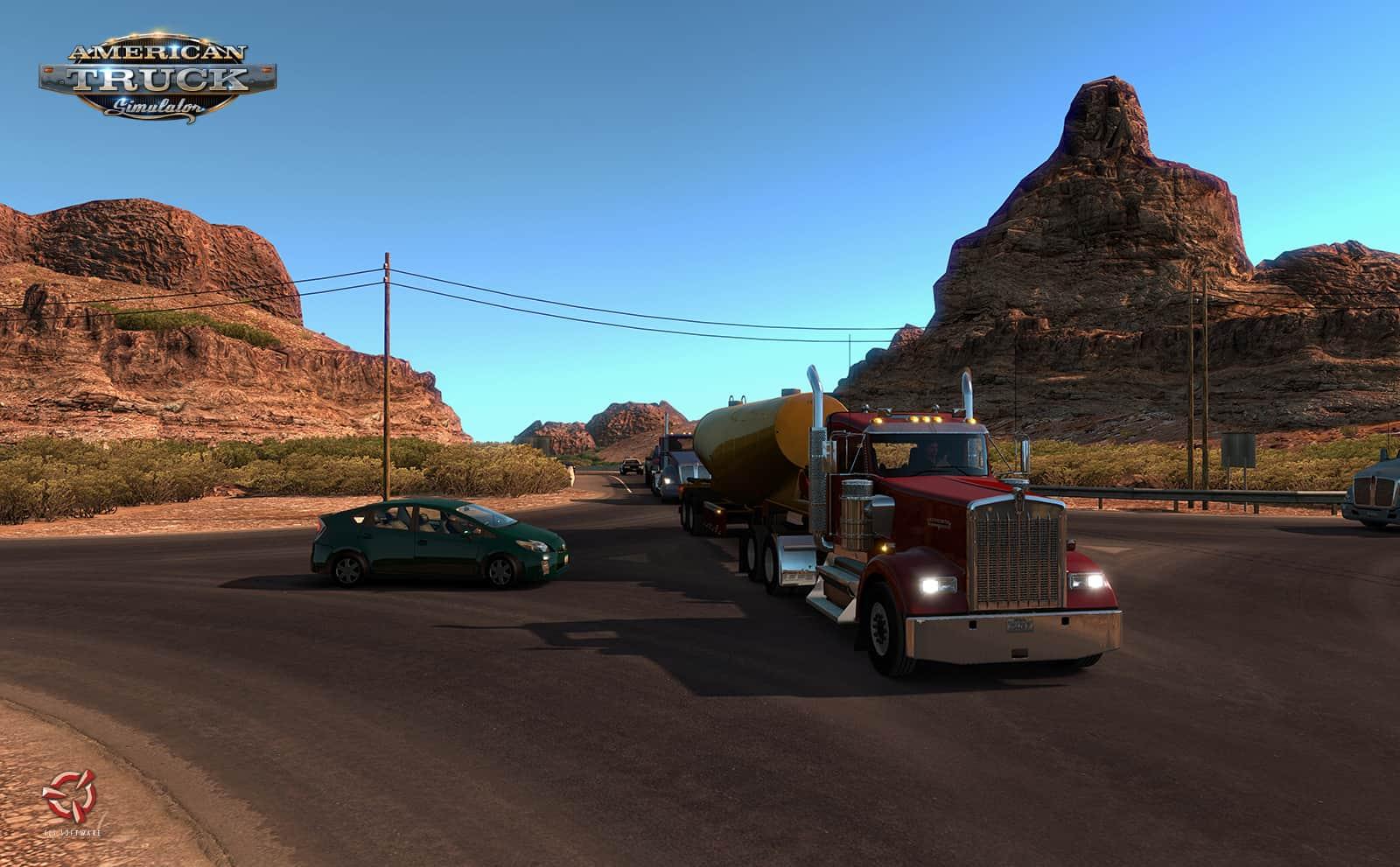 ATS Arizona Teasing - American Truck Simulator mod | ATS mod