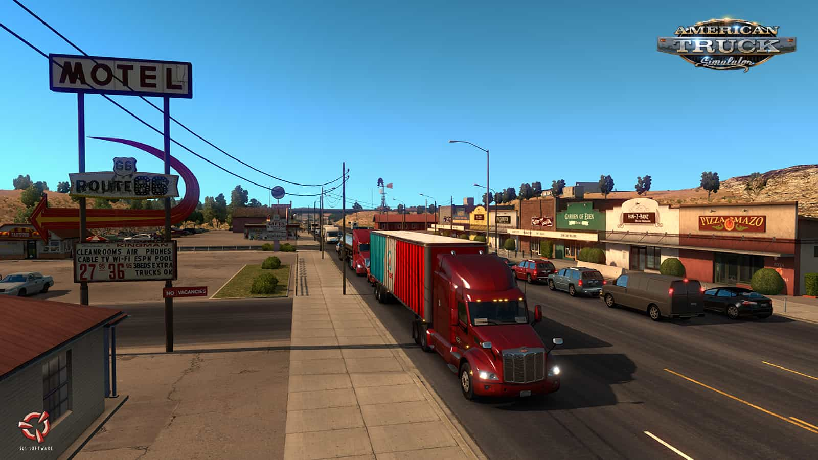 ats arizona teasing american truck simulator mod ats mod. Black Bedroom Furniture Sets. Home Design Ideas