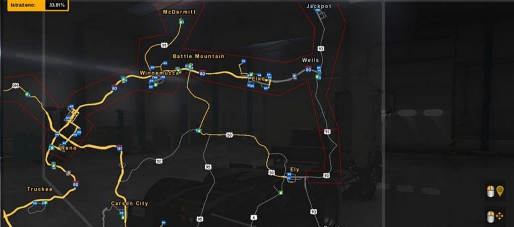 Promods Map