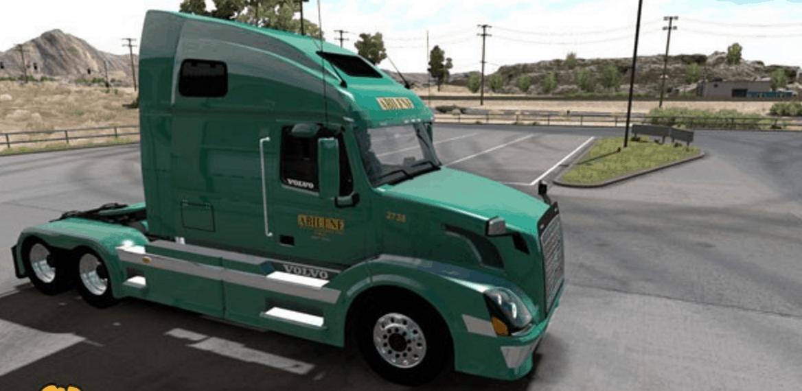 Abilene Motor Express Skin