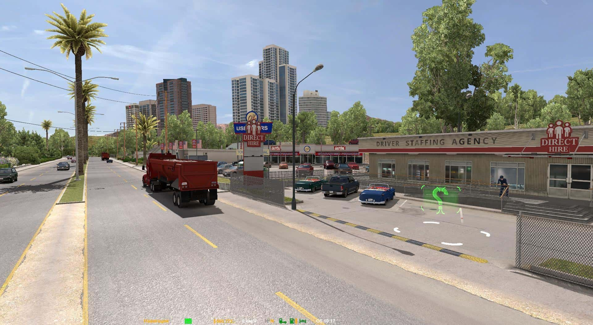 Coast To Coast Map New Version V1 3 Mod American Truck Simulator Mods