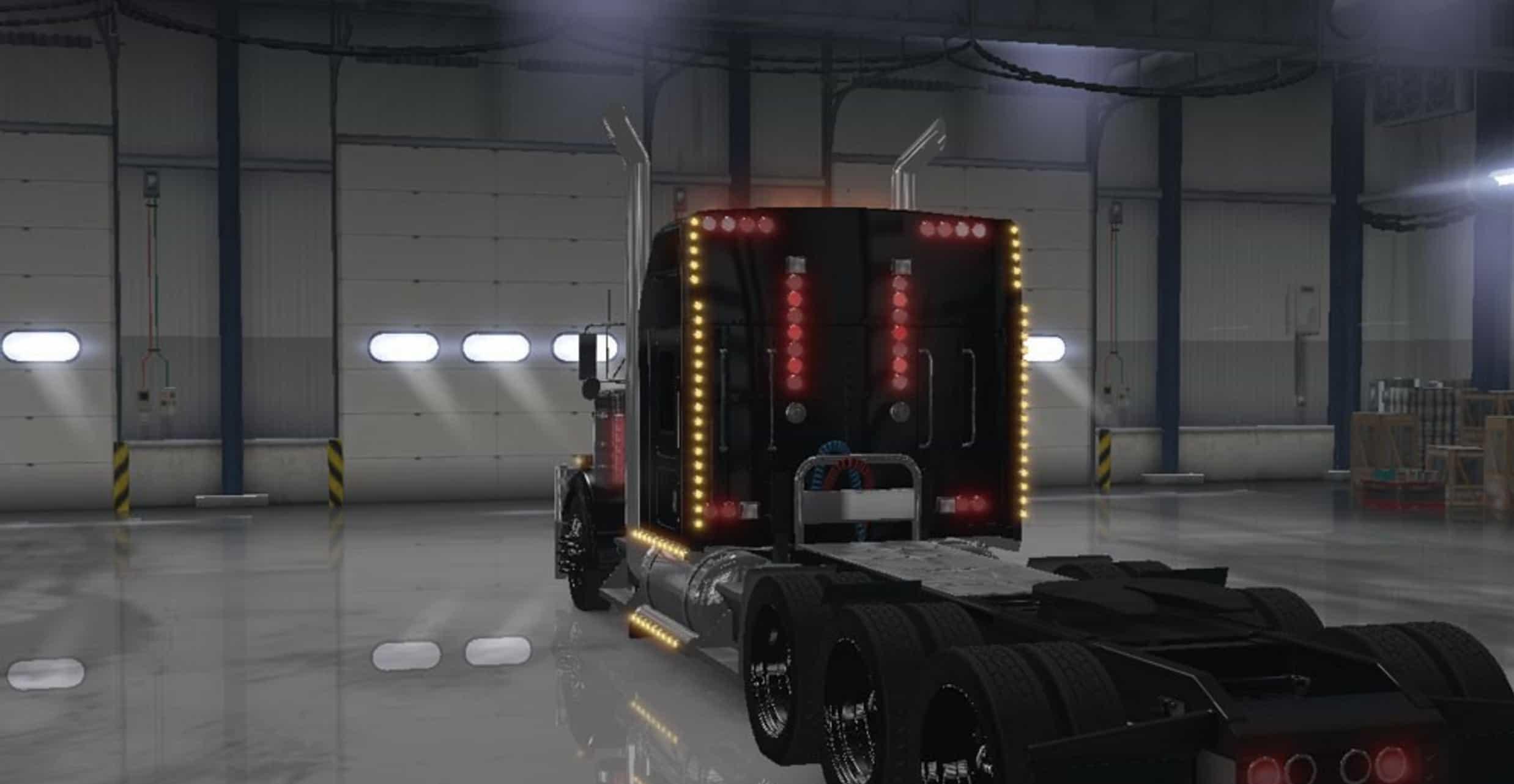 custom truck interiors