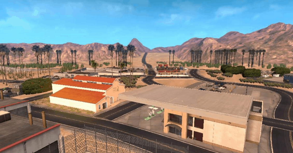 Map area 51 for ats american truck simulator mod ats mod for Area 51 progetti