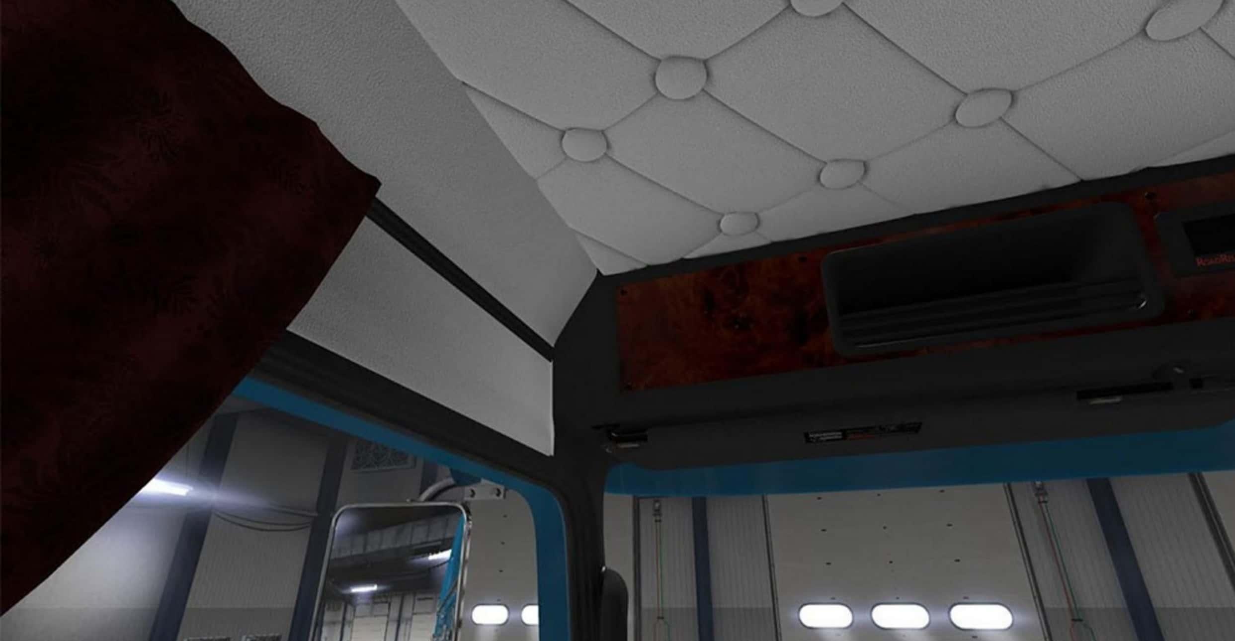 Kenworth K200 V11 Texture Fix for ATS - American Truck Simulator mod | ATS mod