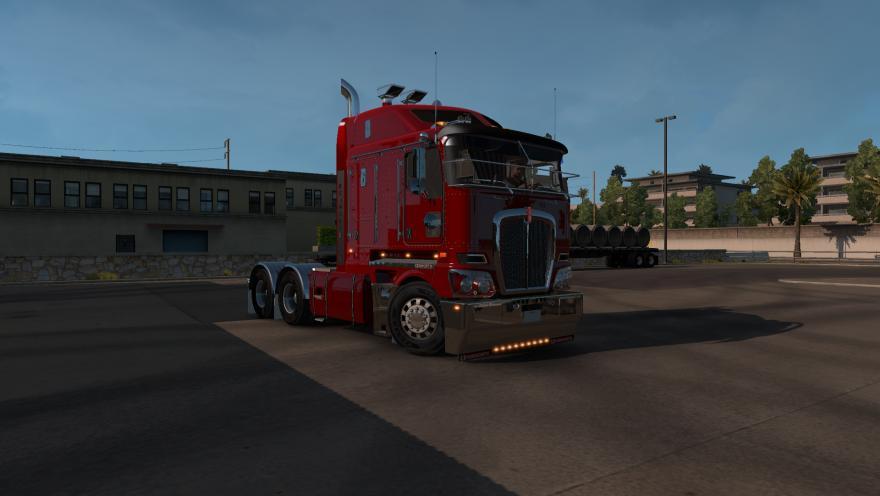kenworth   truck  american truck simulator mod ats mod