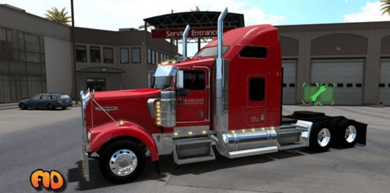 knight transportation truck