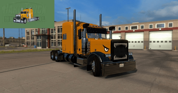 hard truck 18 wheels of steel save game download