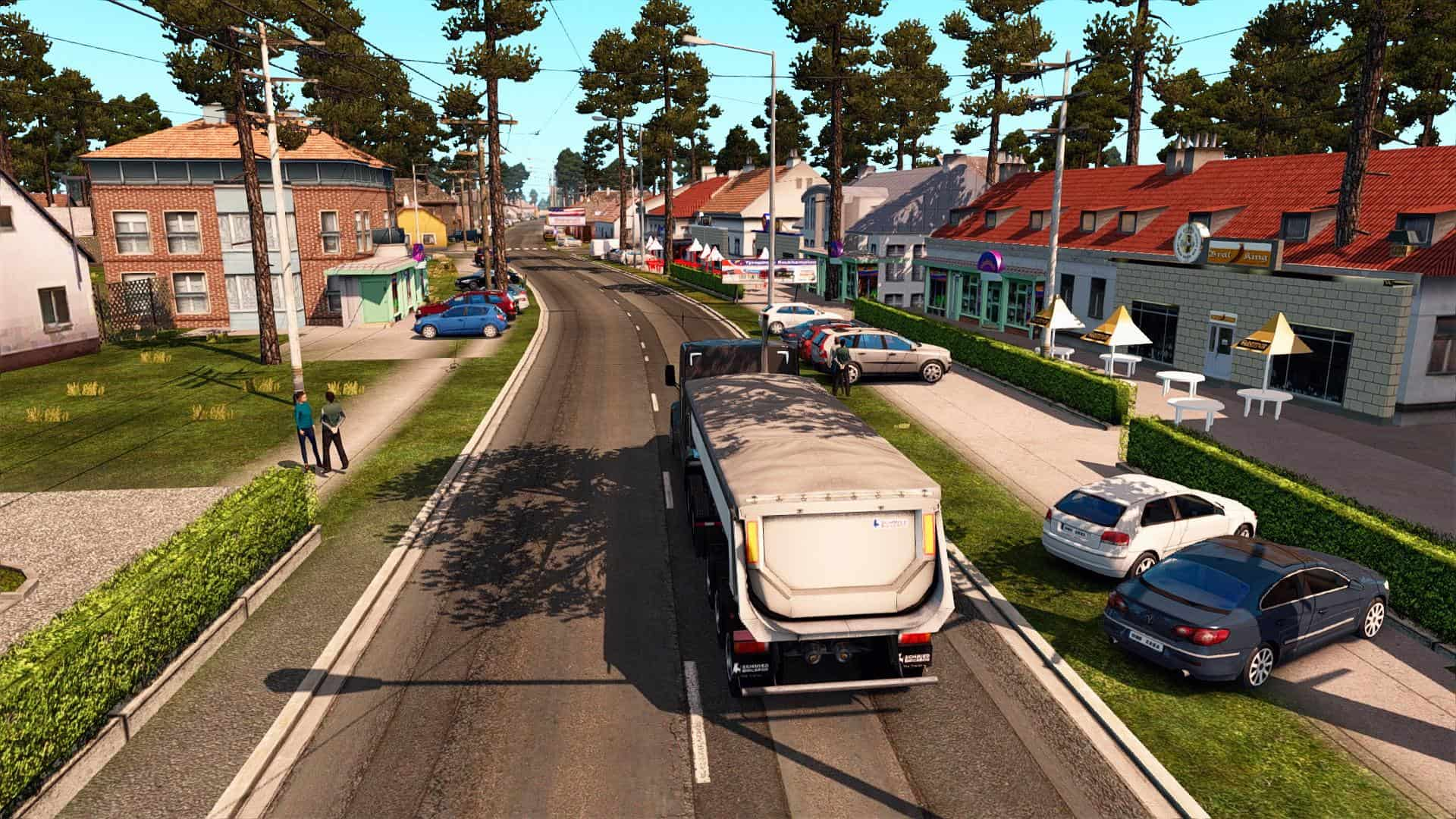 SOUTH AMERICA MAP V BY MARIO For ATS American Truck Simulator - 4 lane highway map of us
