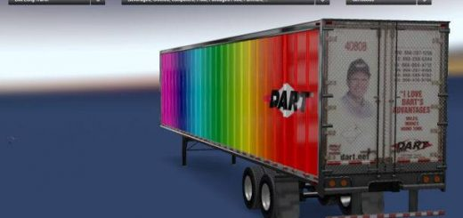 Updated Dayz Trailer file by adding the Dart Rainbow Trailer 3