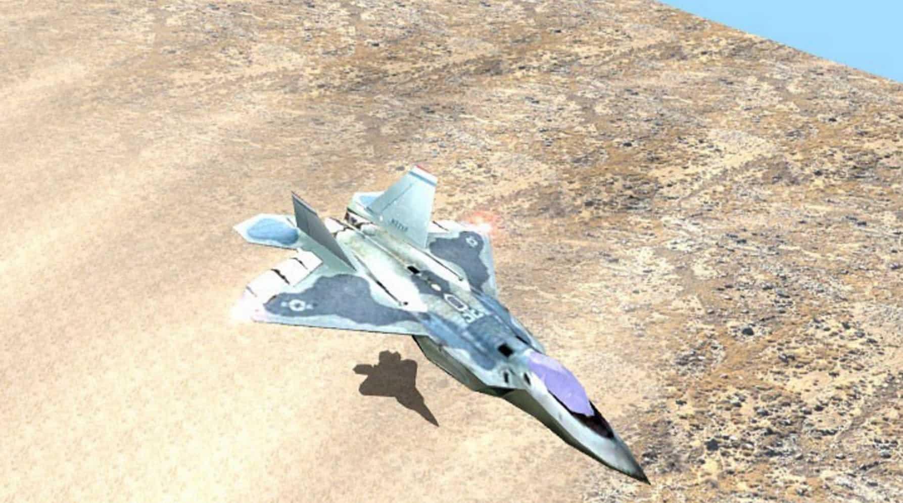 Jet Fighter (F2...
