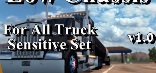 Low Chassis For All Truck v1.0 Mod (2)