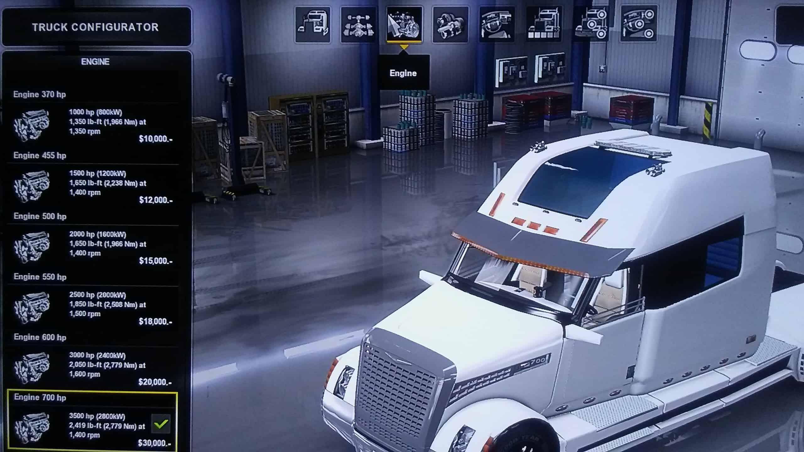 Concept truck 2020 ATS - American Truck Simulator mod | ATS mod