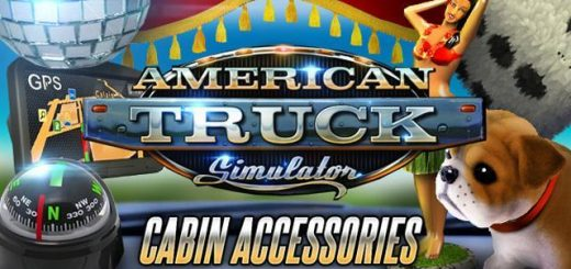 DLC CABIN ACCESSORIES V2.0 for ATS (1)
