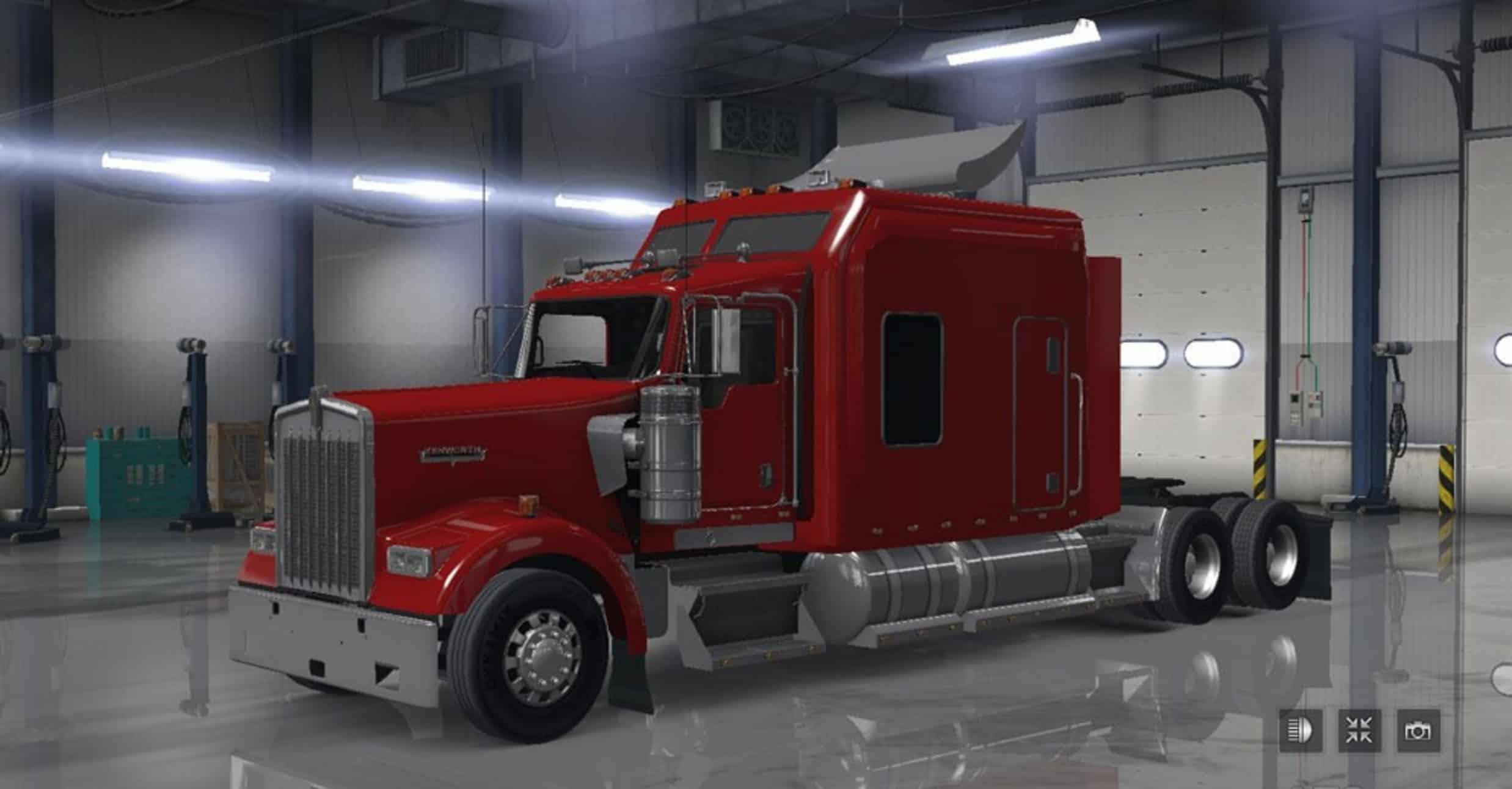 Day Cab - American Truck Simulator mods | ATS mods